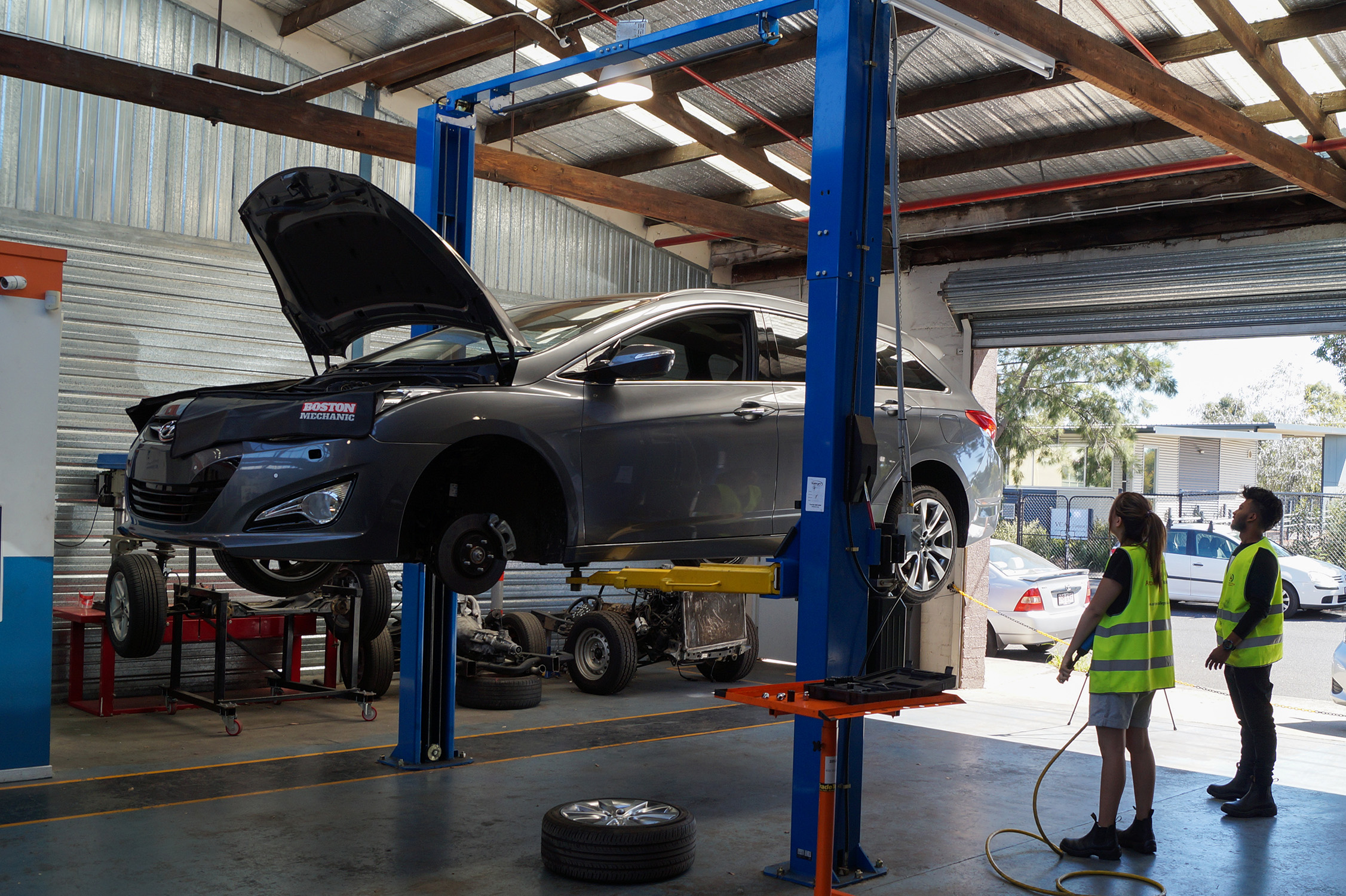 Automotive course in melbourne, victoria