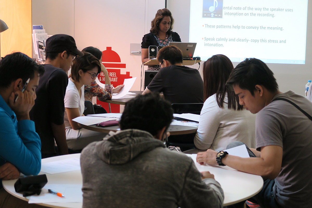 English course in Melbourne, Victoria, Australia