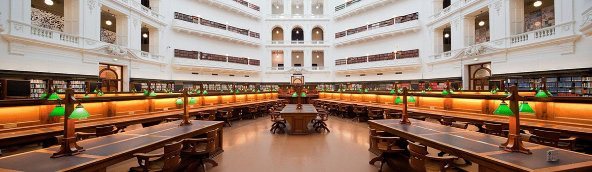 State Library is Reopen