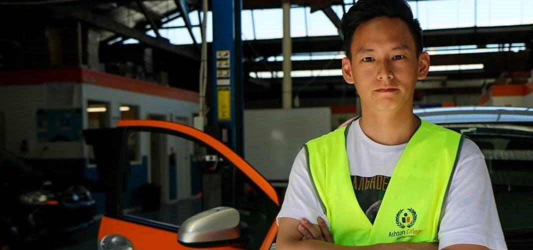 Automotive course Melbourne